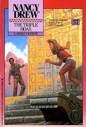 The Triple Hoax - Image: Nancy Drew The Triple Hoax Version 2