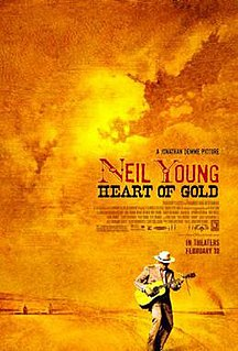 <i>Neil Young: Heart of Gold</i> 2006 film by Jonathan Demme