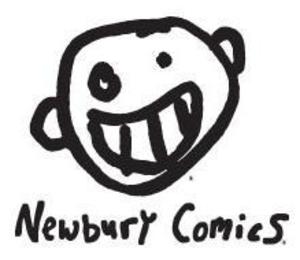 Newbury Comics - Image: Newbury comics logo