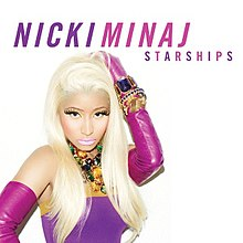 Nickiminaj Starships Pinkfridayromanreloaded.jpg