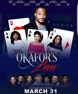 <i>Okafors Law</i> 2016 film directed by Omoni Oboli