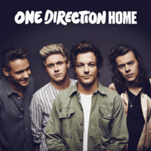 Home one direction song wikipedia one direction home official single coverg altavistaventures Images