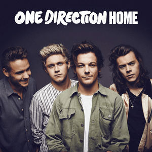 Home (One Direction song) - Image: One Direction Home (Official Single Cover)