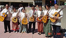 As proof of the rondalla's natural fit with Philippine music, it has been brought to other parts of the world wherever Filipinos can be found. In the United States, the Philippine Chamber Rondalla of New Jersey, Inc. is a leading proponent of Philippine rondalla music in the North Eastern seaboard.