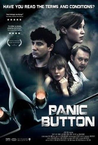 Panic Button (2011 film) - Image: Panic button 2011 film poster