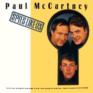 Spies Like Us (song) - Image: Paul Mc Cartney Spies Like Us