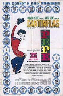 <i>Pepe</i> (film) 1960 film by George Sidney