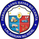 Official seal of Cainta