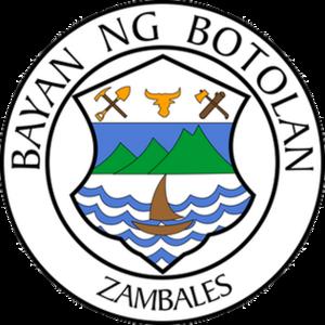 Botolan - Image: Ph seal zambales botolan