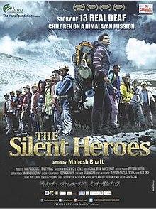 The Silent Heroes (2015) DM - Maanuv Bharadwaj, Priyanka Panchal, Mann Bagga, Simran Deep, Nirmal Kumar Pant