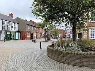 Poulton-le-Fylde Human settlement in England