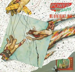 Power and the Passion (song) - Image: Power and the Passion Midnight Oil Australian edition