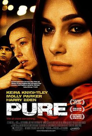 Pure (2002 film) - Theatrical release poster