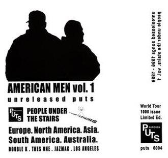 American Men Vol. 1 - Image: Putsamericanmenvol 1