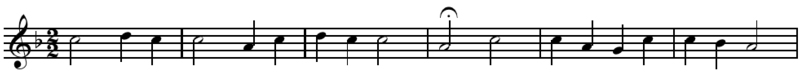 Use of the Phrygian mode on A in Respighi's Trittico Botticelliano (Botticelli Triptych, 1927) (Benward and Saker 2009, 244) Play (help*info) Respighi Trittico Botticelliano.png