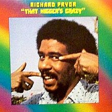 Richard Pryor - That Nigger's Crazy front cover.jpg