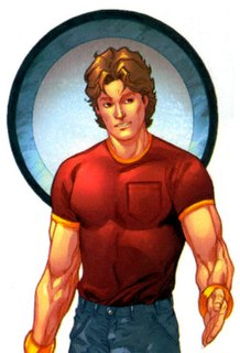 Rick Jones (character) Fictional Marvel Comics character