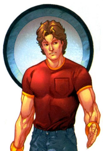 Rick Jones (comics) - Image: Rick Jones (comics)
