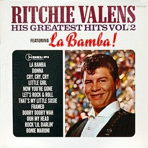 Ritchie Valens...His Greatest Hits Volume 2 - Image: Ritchie Valens...His Greatest Hits Volume 2