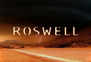 <i>Roswell</i> (TV series) television series
