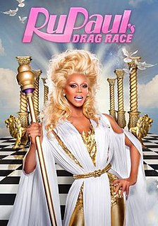 <i>RuPauls Drag Race</i> (season 5) Season of television series