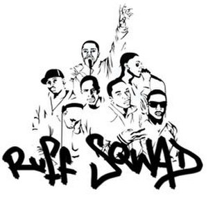 Ruff Sqwad - Image: Ruff Sqwad logo