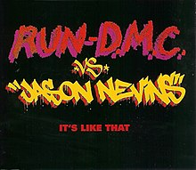 Run DMC Jason Nevins - Its Like That single cover.jpg