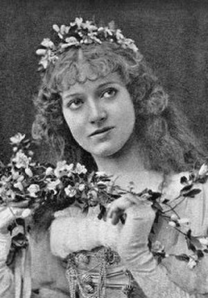 Ruth Vincent - Vincent in Yeomen, 1897