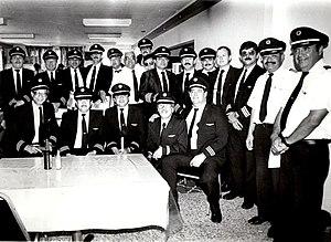 SAHSA - Sahsa Airlines pilots