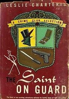 <i>The Saint on Guard</i>