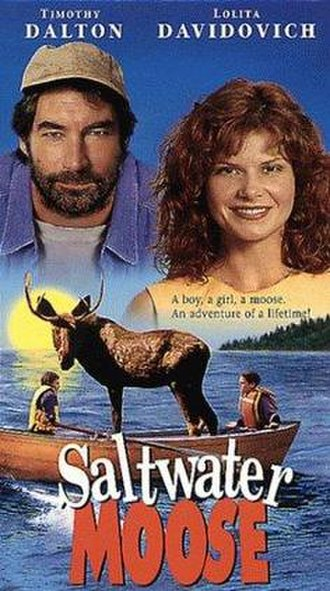 Salt Water Moose - Film Poster