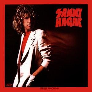 Street Machine (album) - Image: Sammystreet