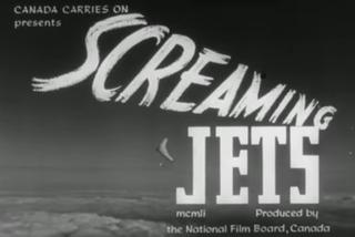 <i>Screaming Jets</i> (film) 1951 film by Jack Olsen