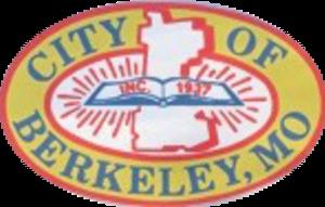 Berkeley, Missouri - Image: Seal of Berkeley, Missouri