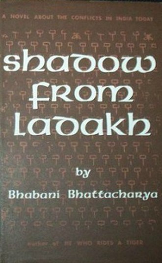 Shadow from Ladakh - First edition