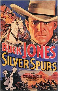 <i>Silver Spurs</i> (1936 film) 1936 film by Ray Taylor
