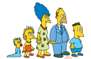 <i>The Simpsons</i> shorts one-minute Simpsons shorts airing from 1987 to 1989 on The Tracey Ullman Show