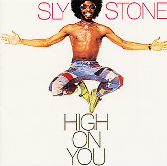 High on You - Image: Sly highonyou