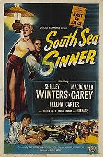<i>South Sea Sinner</i> 1950 film by H. Bruce Humberstone