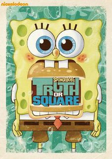 <i>SpongeBobs Truth or Square</i> 2009 television film directed by Andrew Overtoom