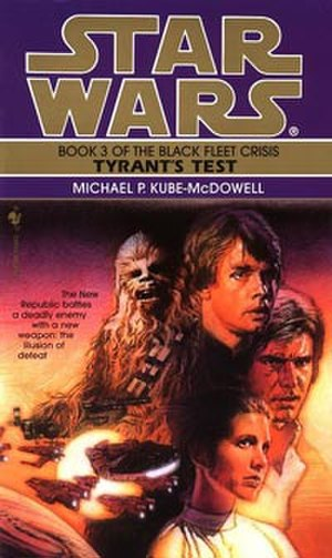 The Black Fleet Crisis - Image: Star Wars Tyrant's Test