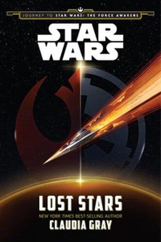 Star Wars: Lost Stars - Image: Star Wars Lost Stars (2015)