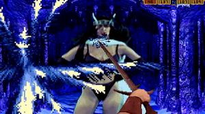 Stonekeep - Fighting the Ice Queen