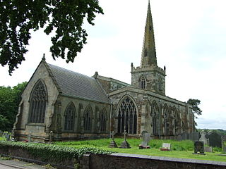 Stoughton, Leicestershire human settlement in United Kingdom