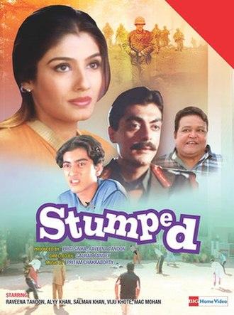Stumped (film) - Image: Stumped (2003 film)