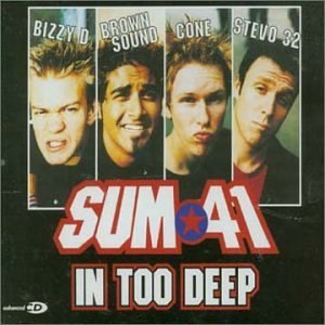 In Too Deep (Sum 41 song) - Image: Sum 41itd