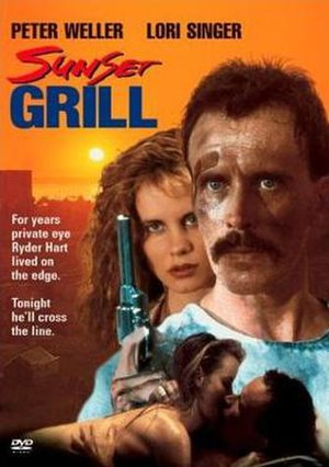 Sunset Grill (film) - DVD cover