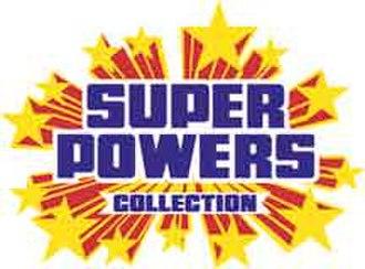 Super Powers Collection - Super Powers Collection Logo