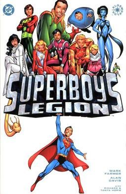 Superboy Legion