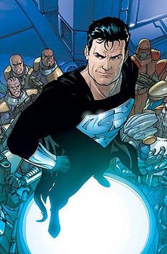 Superboy-Prime - Image: Superman Prime